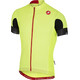 Castelli Aero Race 4.1 Solid FZ Jersey Men yellow fluo